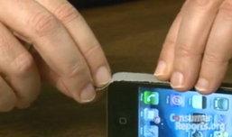 ผลทดสอบยืนยันฟันธง iPhone 4 ไม่ OK