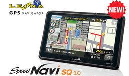 GPS Navigator Leona รุ่น 522 พร้อมแผนที่เวอร์ชั่นล่าสุด SpeedNavi 3.0