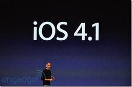 แน่ใจนะว่า iOS 4.1 ทำให้เร็วกว่าเดิม?