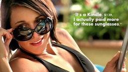 Amazon เจาะยาง iPad ในแอดฯ Kindle