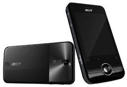 Acer beTouch E120 สมาร์ทโฟน ดีไซน์เก๋