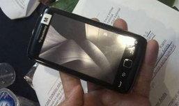 [ข่าวลือ] นี่หรือ BlackBerry Storm 3?