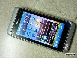 """แกะกล่อง """"Nokia N8-00″ เครื่องไทย !!"""