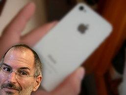 วัยรุ่นหัวใสผลิต iPhone 4 สีขาวขายเอง!