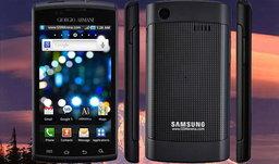 มือถือรุ่นพิเศษ Samsung I9010 Galaxy S Giorgio Armani