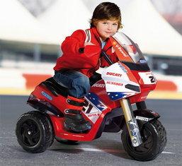 มอเตอร์ไซค์ Ducati คันจิ๋ว