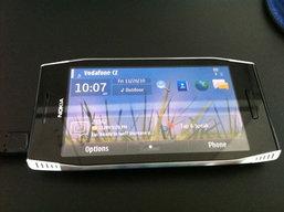 ภาพหลุด Nokia X7-00 สมาร์ทโฟนตัวใหม่ที่แอบให้ชมก่อน