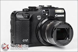 REVIEW : Canon PowerShot G12 ฝีมือระดับโปร ย่อไว้ในมือคุณ