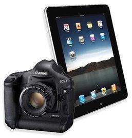 iOS: ลือสนั่น Apple จับมือเป็นพันธมิตรร่วมงาน Canon!