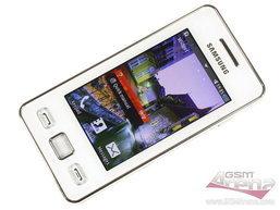 [รีวิว] Samsung S5260 Star II มือถือทัชสกรีนระดับกลาง น้องใหม่ในตระกูล Star