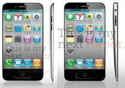 iPhone 5 บางลง ดีไซน์แบบนี้เพิ่งเคยเห็น
