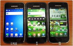 มินิรีวิว Samgung Galaxy S Plus