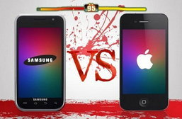 Apple ร้องข้อห้าม ITC นำเข้าผลผลิด Samsung การพิพาทเรื่องลิขสิทธิ์