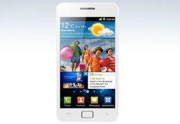 Samsung Galaxy S II สีขาวพบกันได้ 15 สิงหาคมนี้