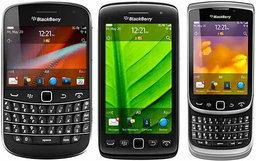 BlackBerry Bold 9900, Torch 9850, Torch 9810 เปิดตัวทางการพร้อมสเปคเต็มๆแล้วจ้า!