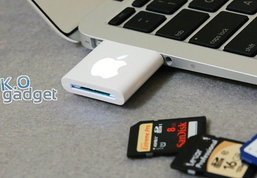 พี่จีนเขาล่ะ! พบกับ iSD Card Reader พร้อมโลโก้ Apple เรืองแสงได้
