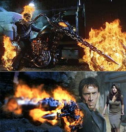 ตัวอย่าง Ghost Rider ตอนใหม่มาแล้ว