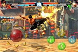 เตรียมส่ง Fei Long ลงศึก Street Fighter IV Volt บน iPhone เร็วๆนี้