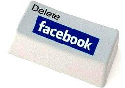 วิธีปิด facebook / ลบ facebook แบบใหม่