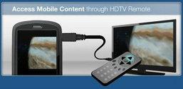 Mobile High Definition Link ผู้ช่วยส่งหนัง HD จากมือถือสู่ LCD TV ตัวโปรด !!!