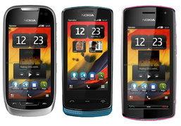 โนเกียเปิดตัว 3 สมาร์ทโฟนใหม่บน Symbian Belle