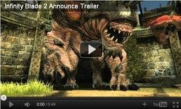 Epic ออกเกมส์ดัง Infinity Blade 2 วันที่ 1 ธค.นี้ บน iOS เท่านั้น