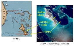 """""""AUTEC"""" ฐานทัพใต้มหาสมุทร"""