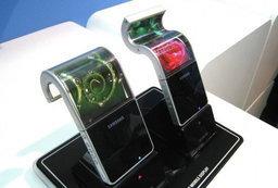 Samsung เผยเตรียมนำนวัตกรรมหน้าจอใหม่ที่มีชื่อว่า flexible display