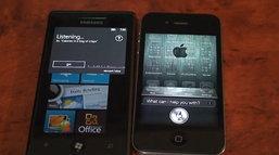 เน้นฮาใช่ไหม? เปรียบเทียบระบบจดจำเสียงของ Windows Phone กับ Siri (+video)