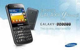 Samsung เตรียมส่ง Galaxy Y Pro แบบ 2 SIM ลงตลาด