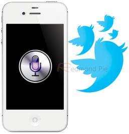 และแล้ว Siri บน iPhone 4S ก็สามารถทวิตข้อความไปยัง Twitter ได้ด้วย Sireet (สำหรับเครื่อง Jailbreak เ