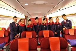 สายการบินฮ่องกงแอร์ไลน์เปิดบริการเล่น WiFi ฟรีบนเครื่องครั้งแรกของโลก