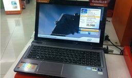 Lenovo IdeaPad Y570 มาไทยแล้วจ้า แรงสะใจยิ่งกว่าเดิมแน่นอน