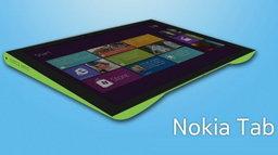 Nokia ซุ่มพัฒนาแท็บเล็ต Windows 8