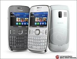 โนเกียเปิดตัว Nokia Asha 302 โทรศัพท์ Series 40 รุ่นแรกที่รองรับ Mail for Exchange