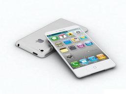 บอดี้ iPhone 5 ใช้วัสดุประเภท Liquid Metal แทนกระจก กันรอยขีดข่วน และทนแรงกระแทก