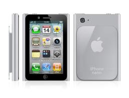 Apple เล็งตลาดล่างด้วย iPhone Nano รุ่นเล็กวางขายปีนี้!