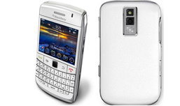 มาแล้ว Blackberry Bold 9700 White