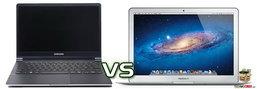 เปรียบเทียบ New Samsung Series 9 (Ultrabook ตัว Top) vs MacBook Air