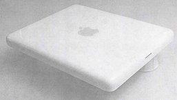 หลุดภาพ iPad รุ่นต้นแบบโชว์ตัวเครื่องหนาเป็นคืบ, ไร้ปุ่ม Home!