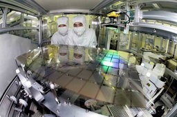 ซัมซุง สามารถสร้างหน้าจอ OLED ความละเอียด 350ppi ได้แล้ว