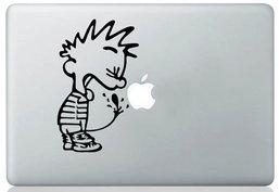 ตำรวจรวบเด็ก 11 ขวบฉี่รด MacBook เสียหายนับ 1,000,000 บาท!