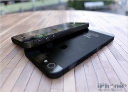 iPhone 5 สีดำโผล่เว็บจีนรับรองได้เหมือนจริงที่สุด
