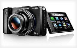 Samsung EX2F กล้องคอมแพกต์เทพมาพร้อมเลนส์รูรับแสง 1.4