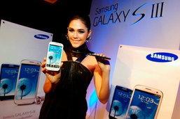Samsung Galaxy SIII Society