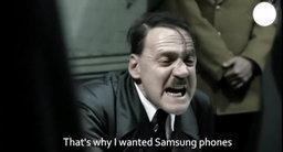 Hitler สติแตก iPhone 5 ถอดแผนที่ Google Maps หายต๋อม! (คลิปฮา)