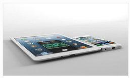 ลือกันอีกแล้ว ม๊อกอัฟ iPad Mini ขนาด 7.85 นิ้ว หลุด