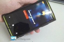 Nokia Windows Phone 8 ต้นแบบโผล่