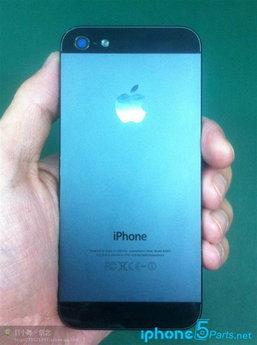 ภาพหลุดชิ้นส่วน iPhone 5S โผล่มาแล้ว