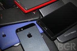 สมาร์ทโฟนที่ดีที่สุดของปี 2012 (สรุปส่งท้ายโดย BGR)